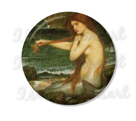 Waterhouse's Mermaid