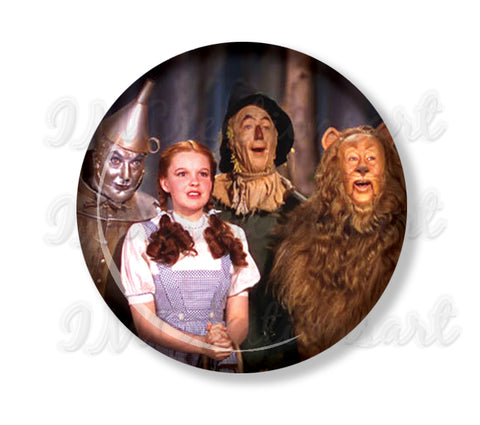 Wizard of Oz the Gang