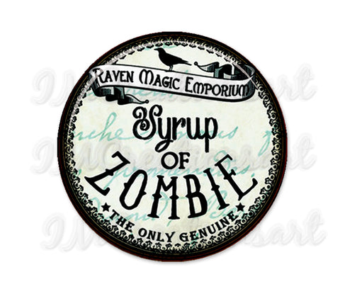 Apothecary Syrup of Zombie