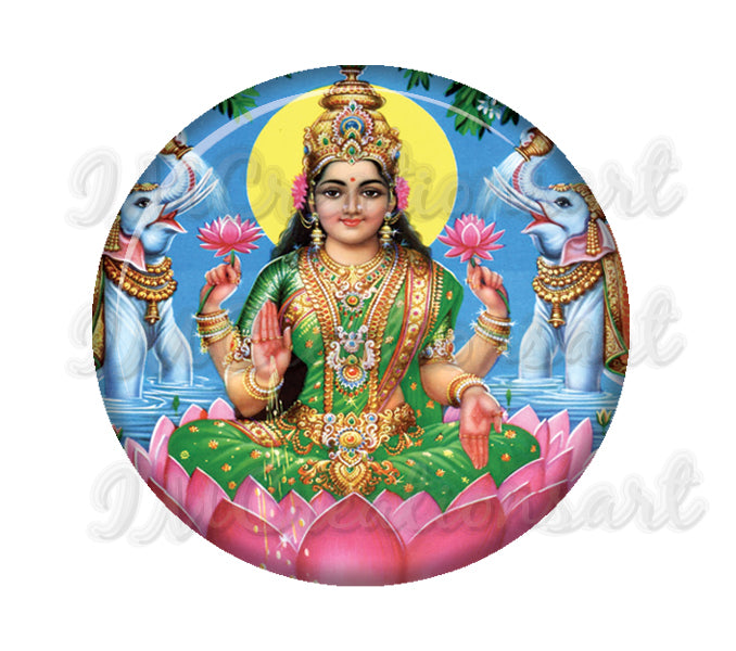 Lakshmi Wealth and Prosperity