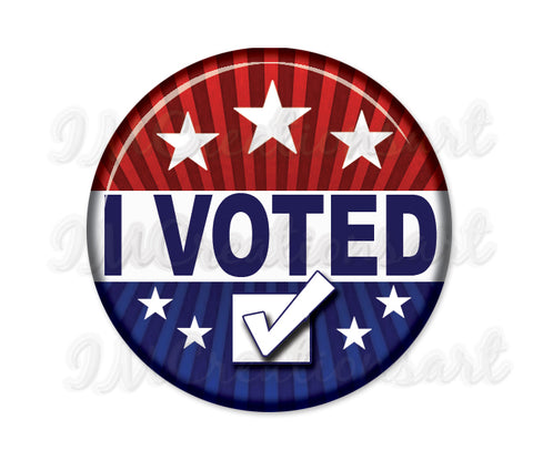 I Voted 2020 Presidential Elections