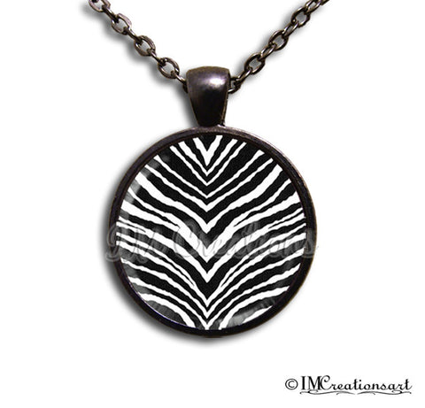 Zebra Animal Print Pattern