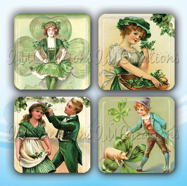 Victorian St. Patrick's Day Collection