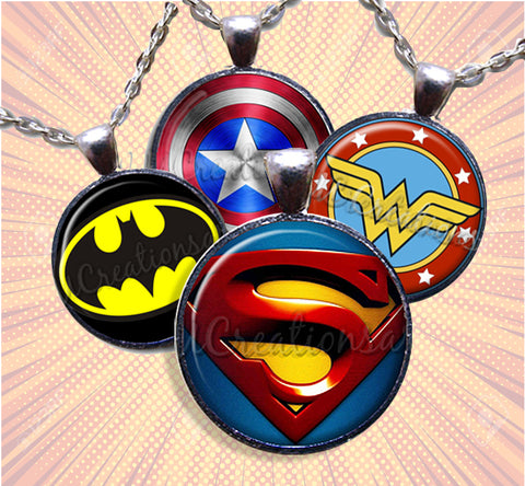 Super Hero Bundle