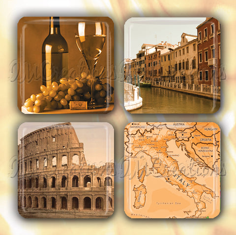 Love of Italy Sepia Collection