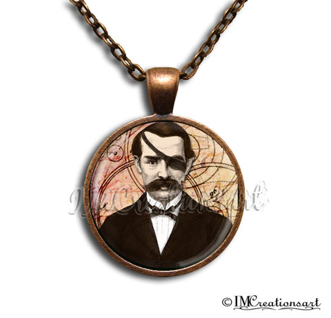 Edgar Allan Poe Eye patch