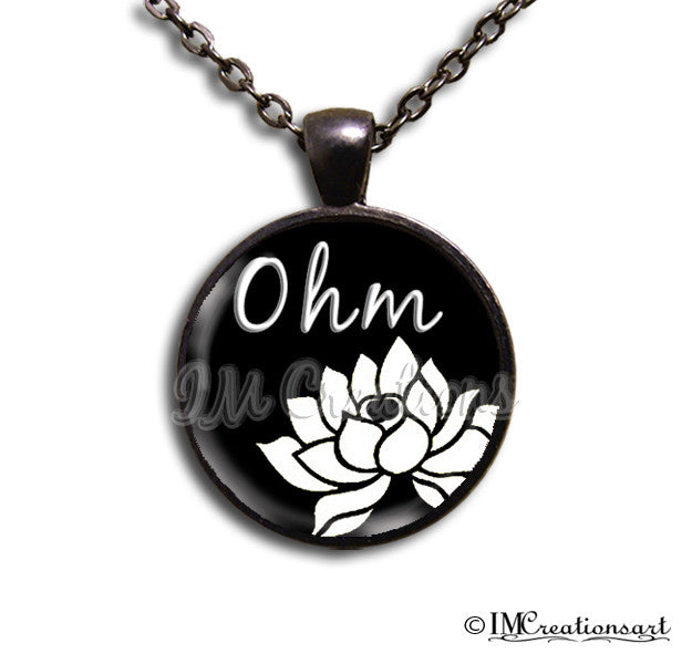 Lotus Ohm Mantra