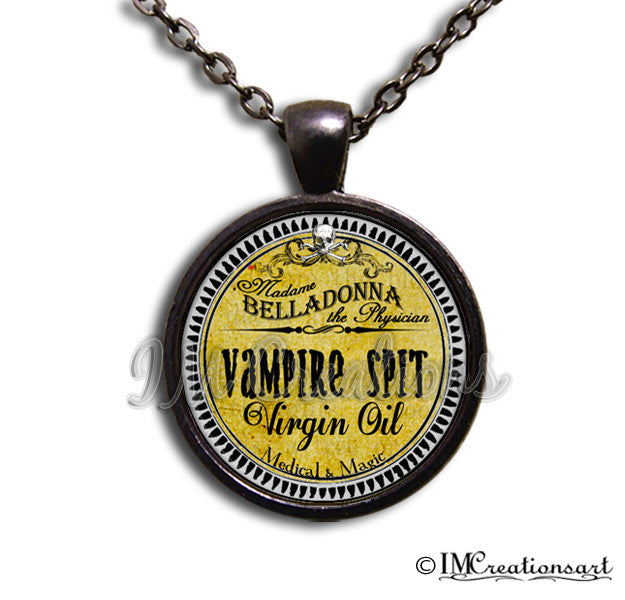 Apothecary Vampire Spit