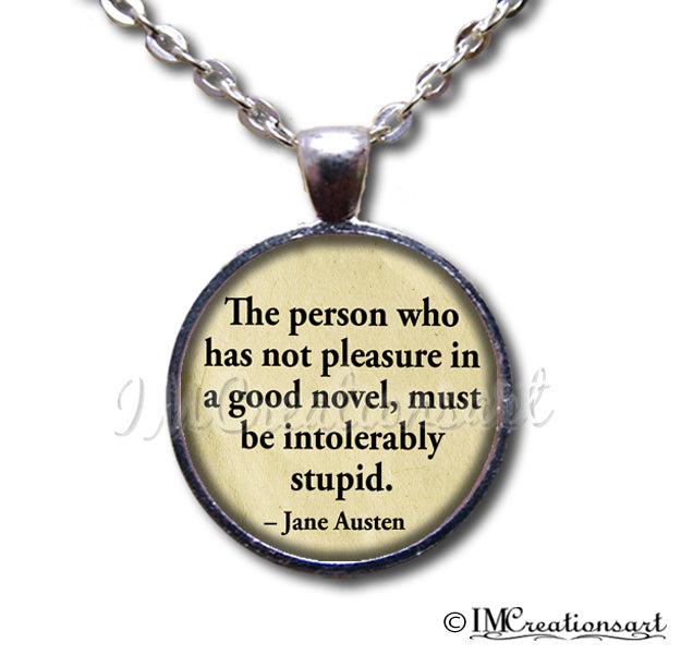 Jane Austen Novel Quote
