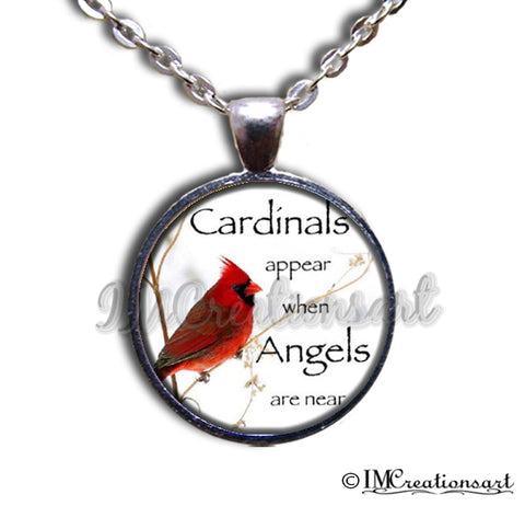 Cardinals Appear Angels are Near