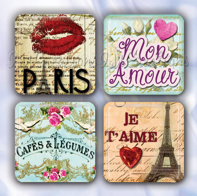 Paris Lovers Collection
