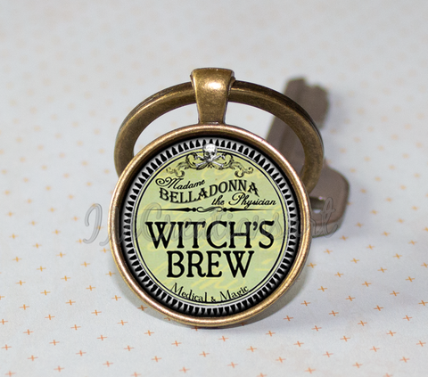 Apothecary Witch's Brew