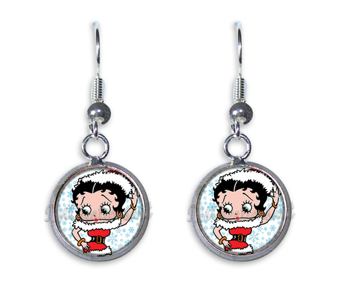 Christmas Betty Boop Santa Outfit