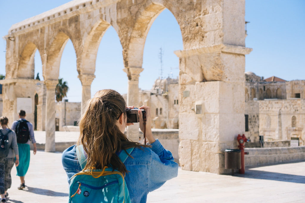 The Best Travel Destination for Your Dream Travel OOTD Photos
