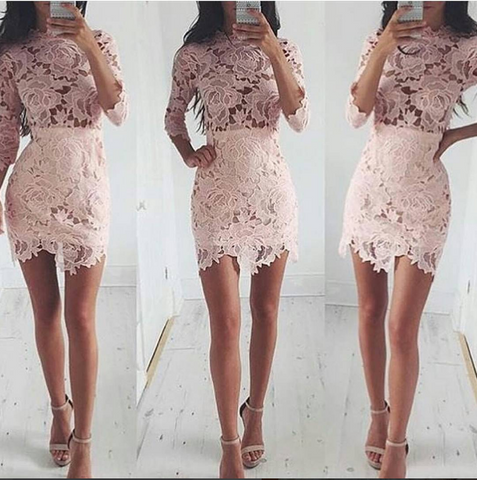 Lydia Lace Dream Dress