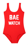 Bae Watch One-Piece Swimsuit