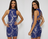 Lace Karina Corset Dress