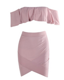 Bindi Pink Two-Piece