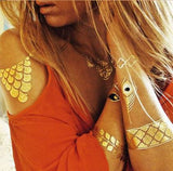 Hippie Gold Tattoo Sets