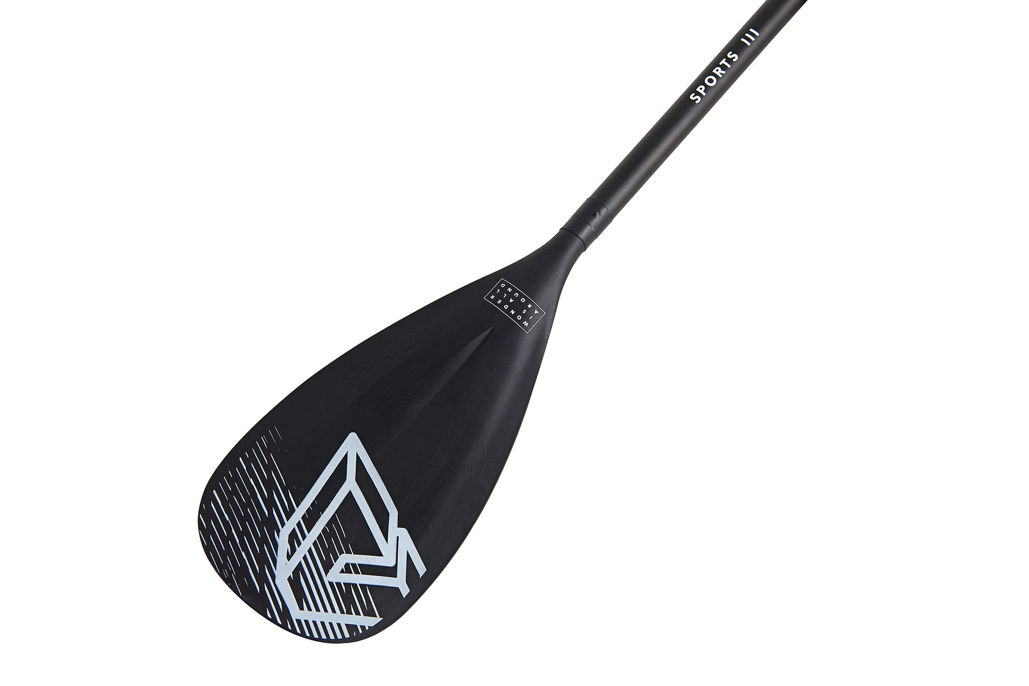 SPORT III Adjustable Aluminium Paddle