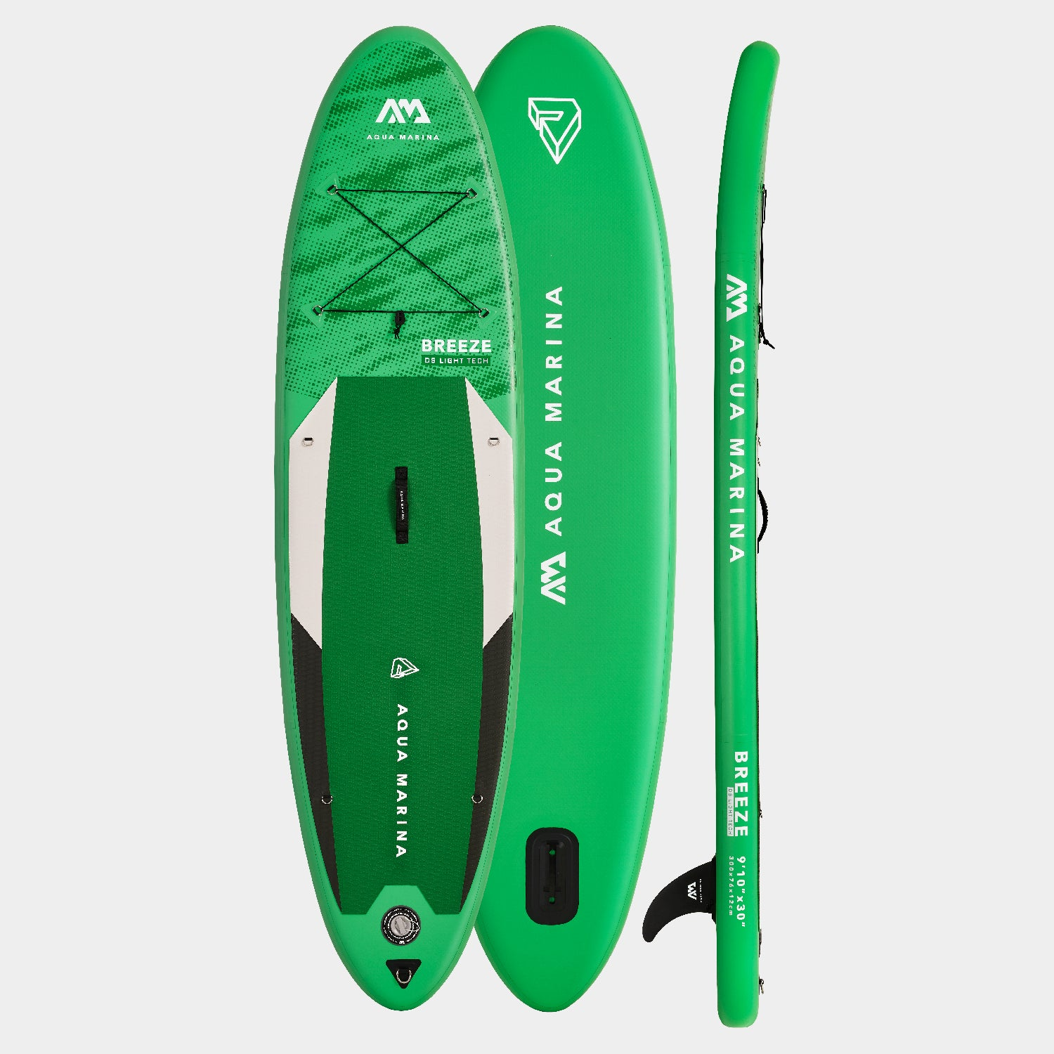 Inflatable SUP - Breeze 9'10""