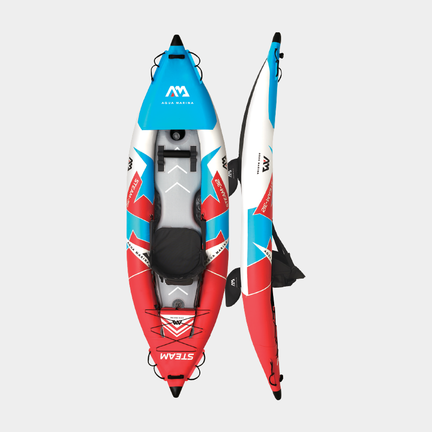 Inflatable Kayak - Steam 10'3""