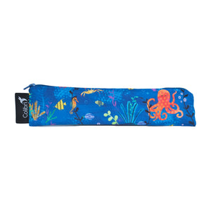 Under the Sea Wide Reusable Snack Bag by Colibri