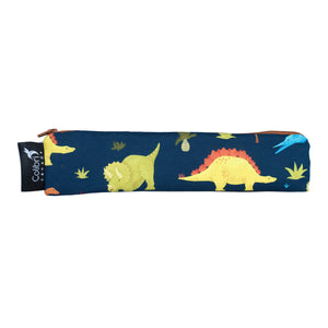 Dinosaurs Wide Reusable Snack Bag by Colibri