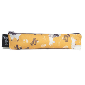 Llama Wide Reusable Snack Bag by Colibri