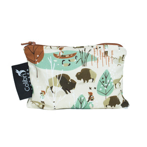 Nature Walk Small Reusable Snack Bag by Colibri