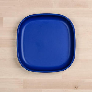 Navy Re-Play Large Flat Plate