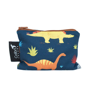 Dinosaurs Small Reusable Snack Bag by Colibri
