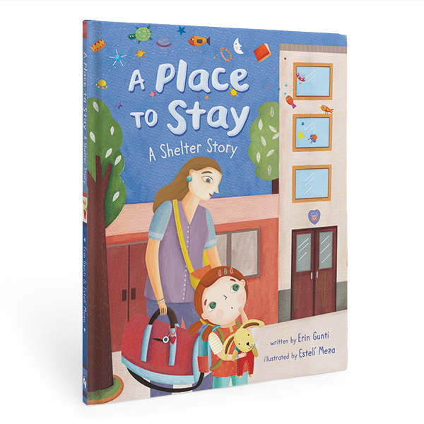 A Place to Stay: A Shelter Story - paperback