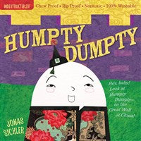 Humpty Dumpty Indestructible Book