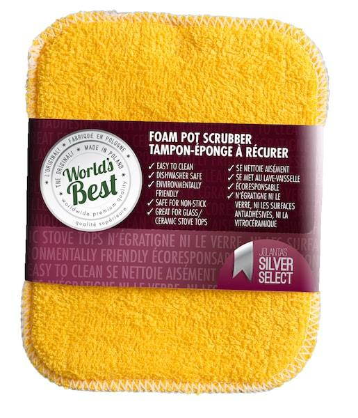 World's Best Foam Pot Scrubbers