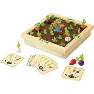 Vegetable Garden Memory Game