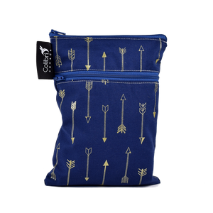 Arrows Mini Double Duty Wetbag by Colibri