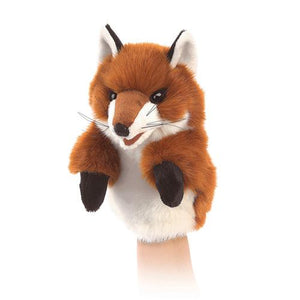 Little Fox Folkmanis Little Puppet