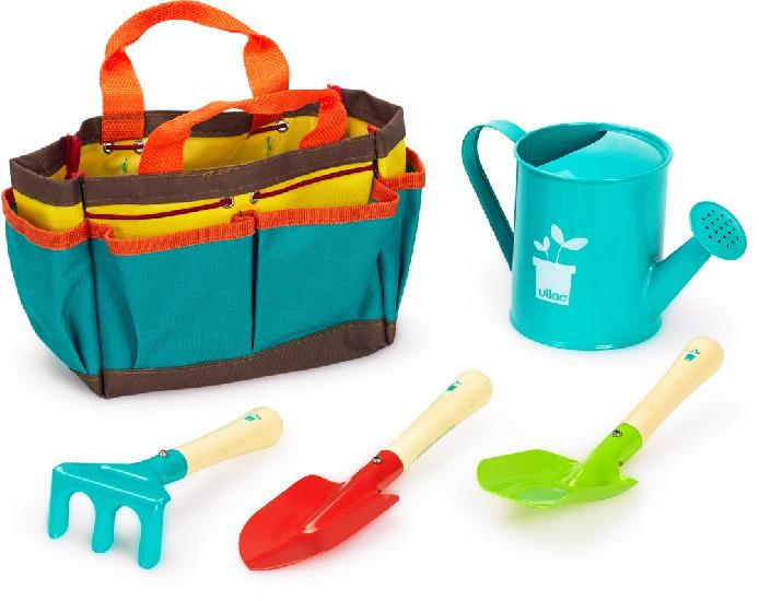 Vilac My Little Garden Tools Set