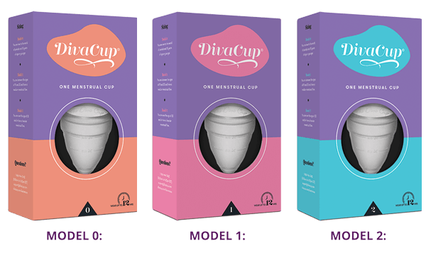 Diva Cup - Size 0