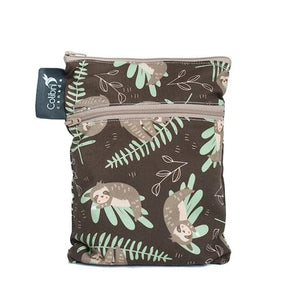 Sloths Mini Double Duty Wetbag by Colibri