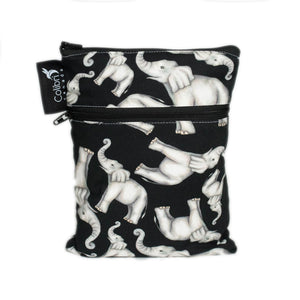 Elephant Mini Double Duty Wetbag by Colibri