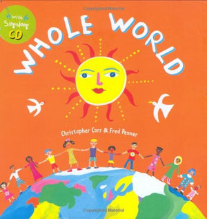 Whole World (Paperback) - CD included