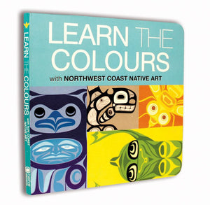 Learn the Colours with Northwest Coast Native Art