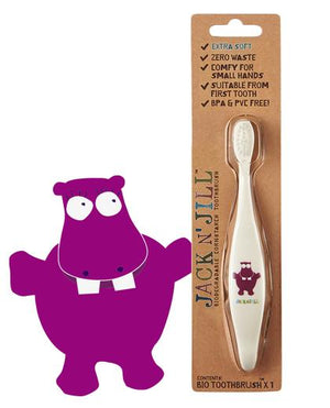 Hippo Bio Brush by Jack n' Jill