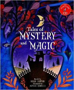 Tales of Mystery and Magic (paperback with CD)