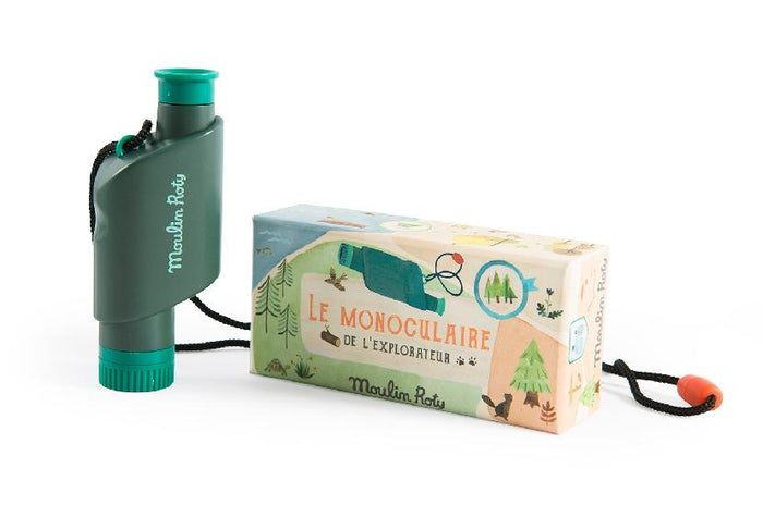 L'Explorateur - Monocular by Moulin Roty