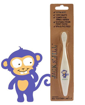 Monkey Bio Brush by Jack n' Jill