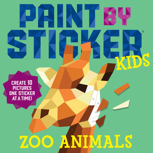Paint by Sticker - Kids