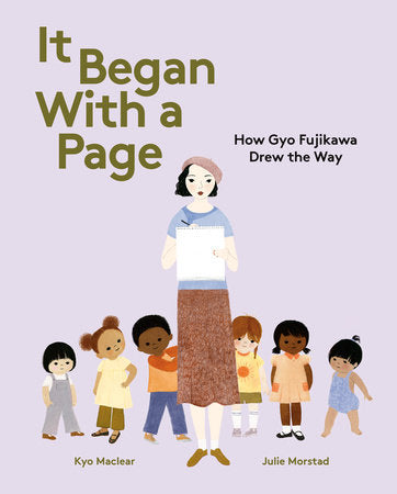 It Began With a Page: How Gyo Fujikawa Drew the Way